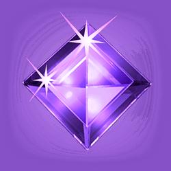 paarse diamant